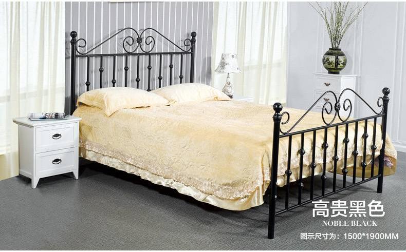 achetez en gros personnalis fer lits en ligne des grossistes personnalis fer lits chinois. Black Bedroom Furniture Sets. Home Design Ideas