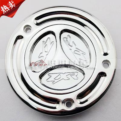 Фотография For Kawasaki zx-10r 2004 - cnc fuel tank cover  Repair tools free shipping