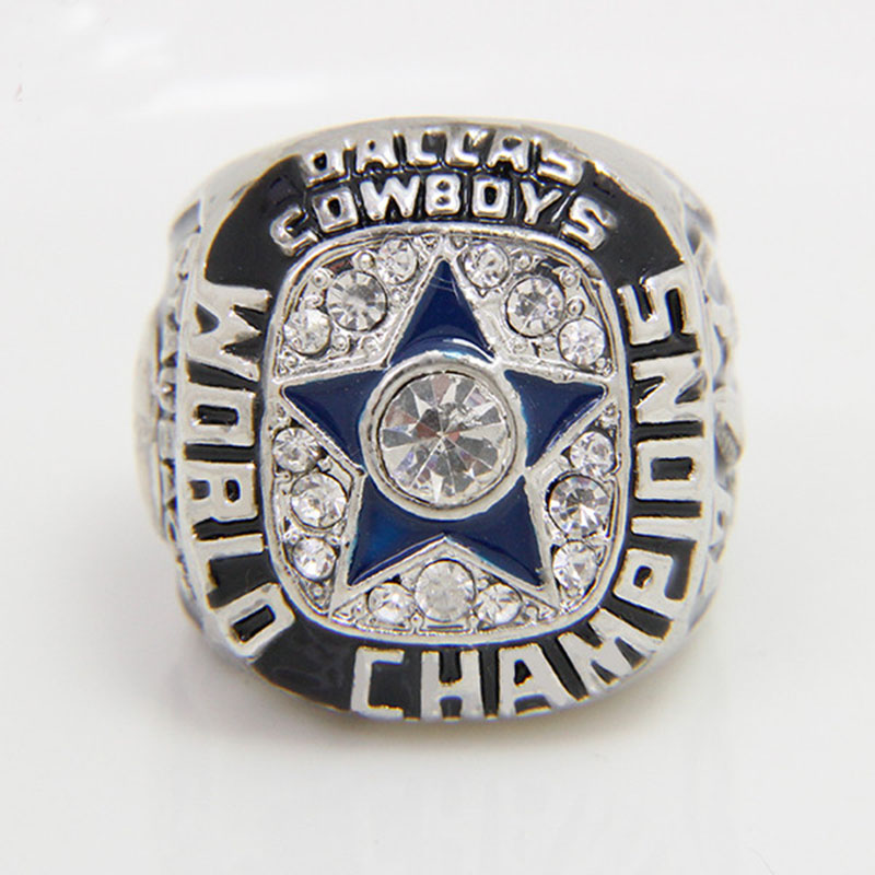 2015 sales promotion sport ring for 1971 Super Bowl VI Dallas Cowboys Championship Ring for men,size 11,Free shipping(China (Mainland))