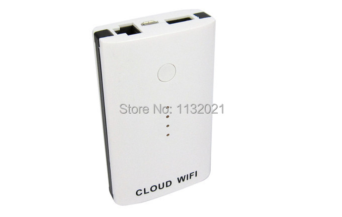 New Arrival Mobile Portable Multifunctional Mini Wireless 3800mAh Power Bank Battary Charger 3G WiFi Router(China (Mainland))