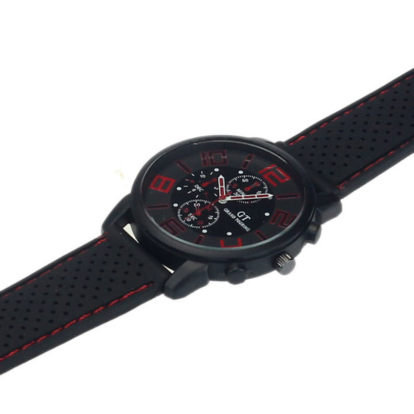 2015 Quartz Watch Men Military Watches Sport Wristwatch Silicone Fashion Hours Wristwatches Men Women Watch Top