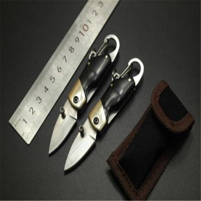 New Survival Saber Outdoor Package Camping Hunting Folding knife with clip M9 combat pokect knife tactical multifunctional knife(China (Mainland))