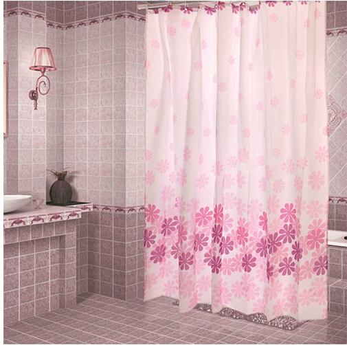 1 8 1 0 Freeshipping Hotsale High Quality Shower Curtian Bath Curtain Thicken 3d Effect