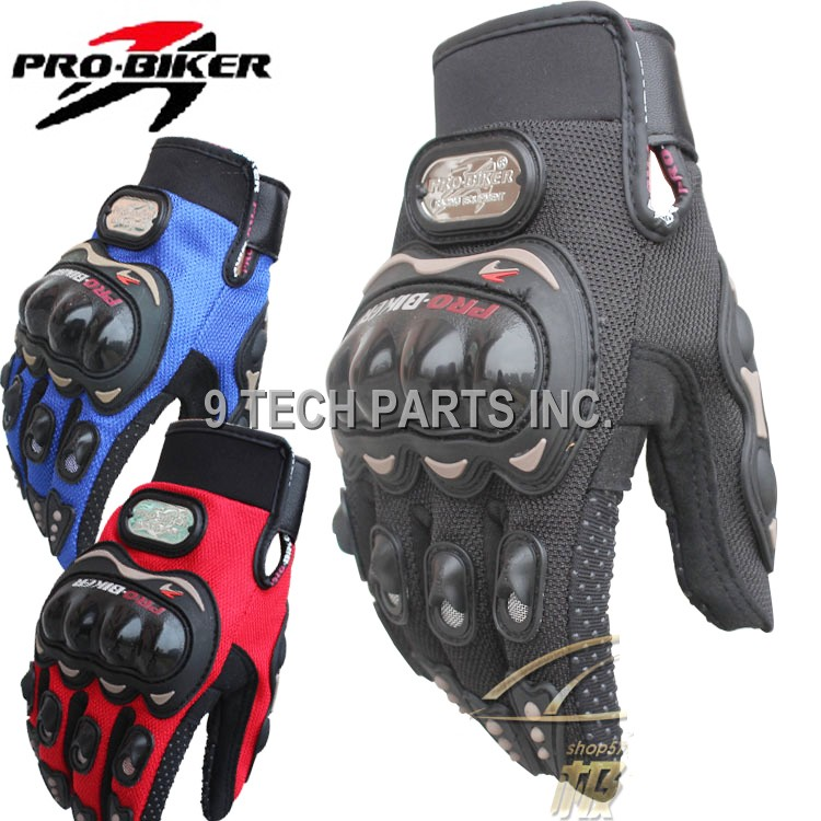 Motorcycle Bike Bicycle Full Finger Racing Gloves font b Protective b font font b Gear b