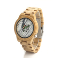 BOBO BIRD H17 Men s Minimalism Luxury Simplicity Skeleton Bamboo Wooden Watches With All Wood Bamboo