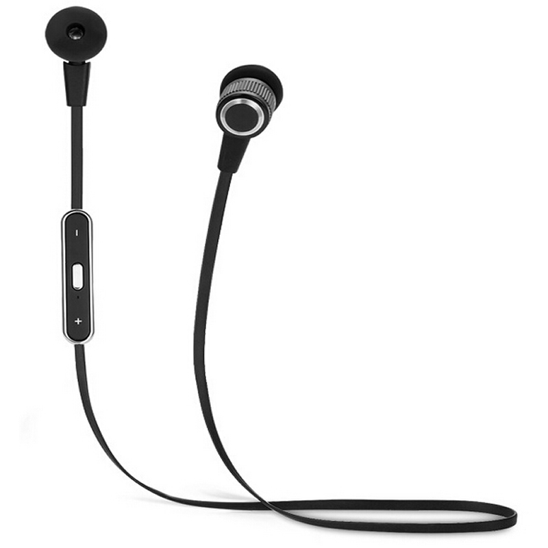 New Sport Wireless Earphones Version 4.1 Bluetooth Earphones Headphones Universal Use for Mobile Phones Mp3 MP4(China (Mainland))