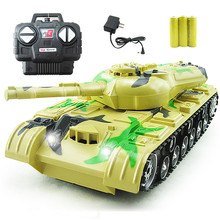2016 New Creative RC Fighting Battle Tanks Kids Toys Remote Control Battling Tank Toys FCI#