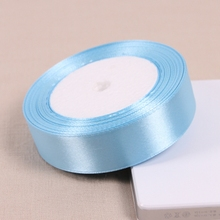 Buy 25yards Satin Ribbon 25mm 22 Meters Wedding Silk Ribbon Party Car Decoration Tapes Crafts Festive Events Supplies 70 for $2.39 in AliExpress store