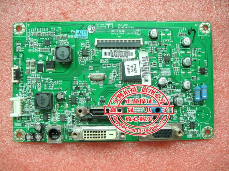 Free Shipping>Original 100% Tested Working display E2350V E50.HDMI LED driver EAX61394708 plate (1) motherboard(China (Mainland))