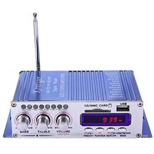 Hi-Fi HY502 USB MP3 DVD CD FM SD Digital Player Sound model Audio Music Player for Motorcycle Car Auto Stereo Power Amplifier(China (Mainland))