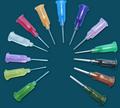 Dispensing Needles Wholesale Syringe Needle 0 5 Inch Length Blunt Tip Screw Interface 100pcs pack