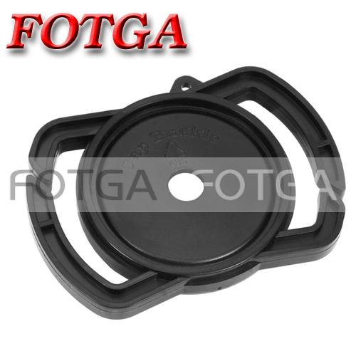 FOTGA Wholsale Camera lens cap holder keeper buckle for 40.5mm 49mm 62mm size Canon Nikon Sony(Hong Kong)