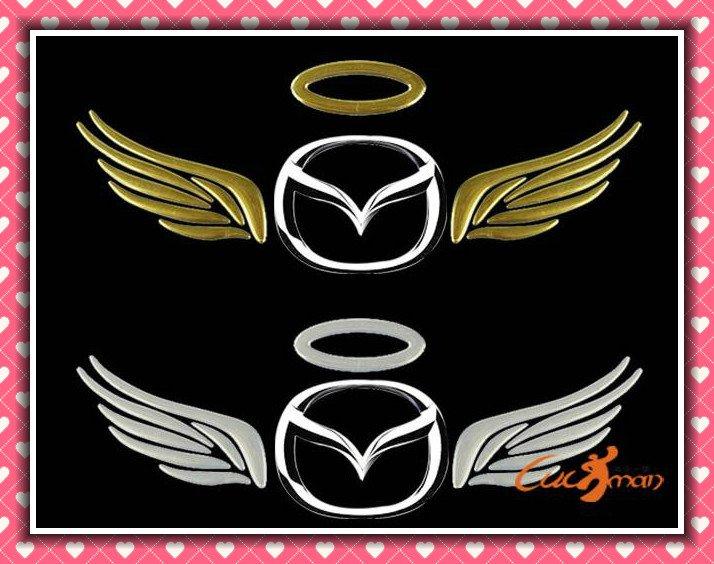 Buy New 3D Eagle wings car  Eagle Wings Car Logo