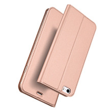Luxury Leather Case For iPhone 5s Case SE iPhone 5 Cases Protective Flip Cover For iPhone5s 5 s 5SE For Women Pink Phone Covers(China (Mainland))
