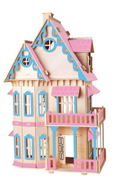 bohs gothic doll house children educational toys wooden 3d assembling building scale model of miniature diy aliexpresscom buy 112 diy miniature doll house