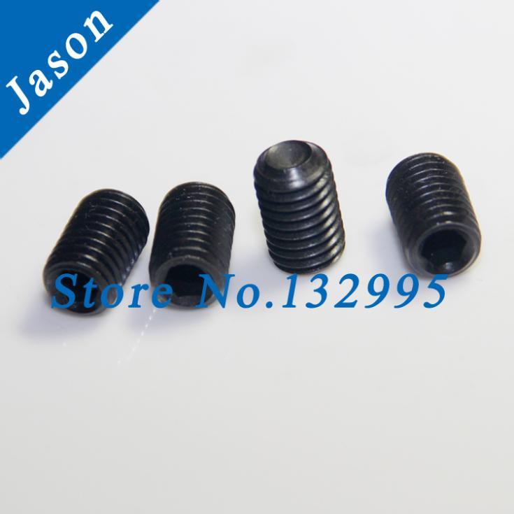 M3*10  Hexagon socket set screws grub screw cup point alloy steel grade 12.9 Grade 12.9 DIN916  M3*L<br><br>Aliexpress