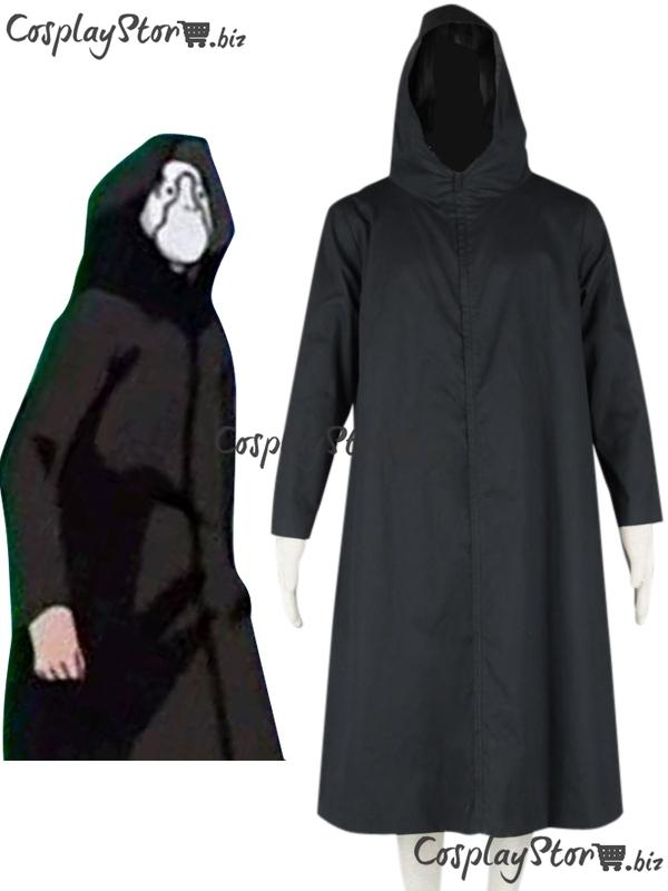 Naruto Cape Naruto Cosplay Naruto Costume Anbu Cosplay Black Mens Naruto Cosplay Costume 2014