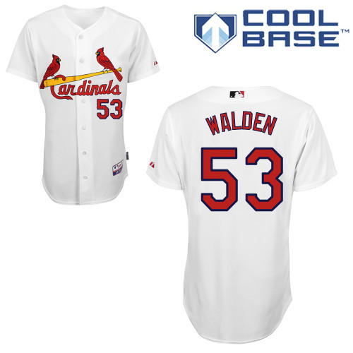 Cheap Custom Cardinals Mens Jerseys #53 Jordan Walden White Baseball Jersey3036<br><br>Aliexpress