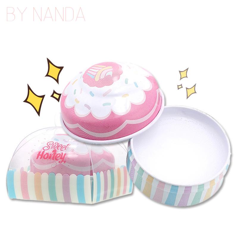 BY NANDA 10 Styles Candy Perfume Cream Lady Balsam Perfumes Original Women Fragrances Charm Necessary Long Lasting Fragrance(China (Mainland))