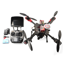 recommended RTF FPV F450PRO four axis aircraft aerial suit AT9 remote control /Gimbal/ landing gear quadcopter drone