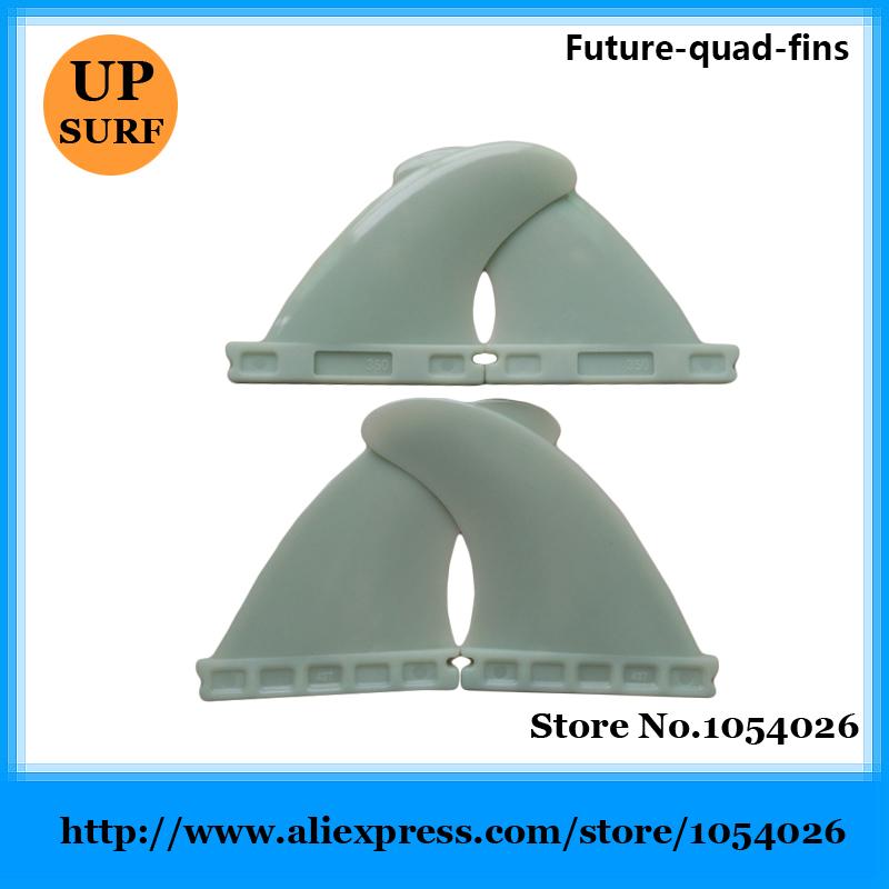Surfboard Fins Future Fins Surf Quad Fins(China (Mainland))