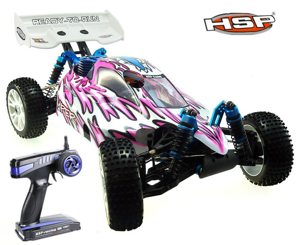Free Shipping HSP Rc Car Nitro Gas Power 4wd 1/8 Scale Models Off Road Buggy 94860 CAMPER High Speed Hobby(China (Mainland))