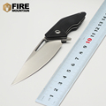 BMT SW611 Tactical D2 Blade G10 Handle Ball Bearing Folding Knife Utility Survival Knives Outdoor Camping