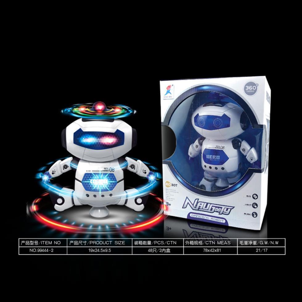 Hot Sale Electric Smart Space Walking Dancing Robot Children Kids Music Light Toys(China (Mainland))