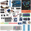 SunFounder Starter Kit for Arduino Beginner from Knowing to Utilizing With UNO R3 Module For Arduino