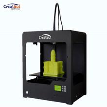 CreatBot / DE PLUS02 Large Build Size 400*300*520 mm/Dual Extruder 3d printer accessories abs plastic High Precision Metal