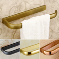 Free Shipping Single Bathroom Kitchen Towel Bar Towel Holder Antique Brass Golden Bathroom Tolwer Holder Rod