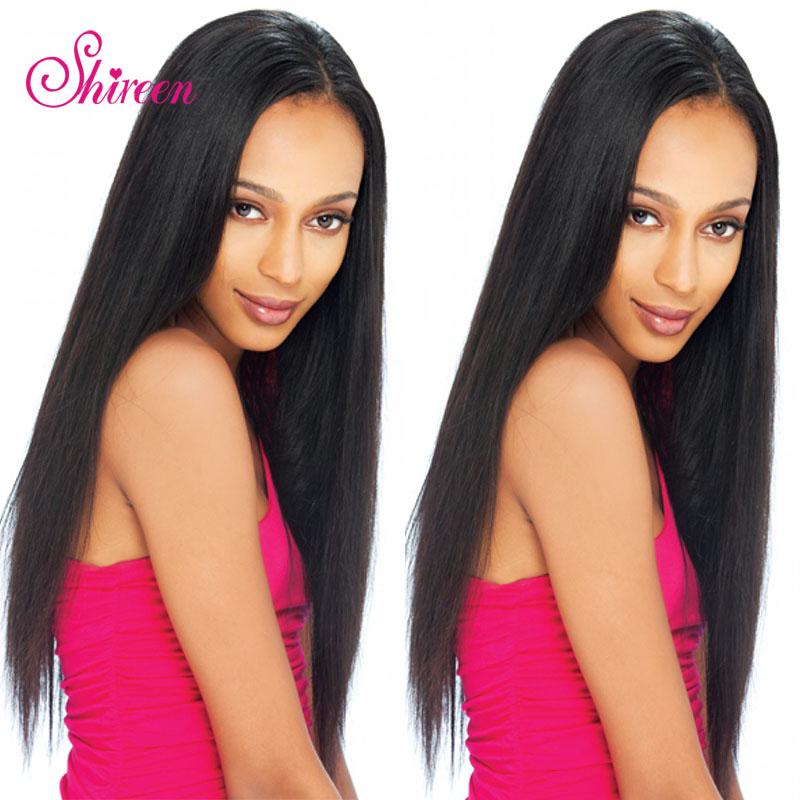 New Arrival Queen Hair Peruvian virgin hair silky straight with closure 7A straight peruvian virgin hair bundles with closure <br><br>Aliexpress