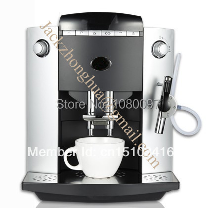 Fully Automatic Coffee Maker,Espresso & Cappuccino coffee grinder,Latte Coffee Maker+LCD+10 languages function)(China (Mainland))