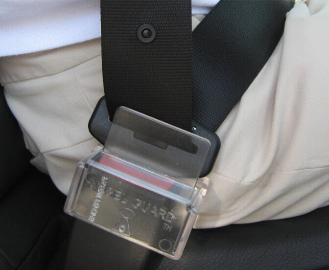 Safety Buckle Guard Car Seat Belt Buckle Safety