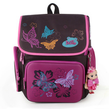New Cartoon Bear Backpack School Satchel Children School Bags Orthopedic Waterproof Backpacks Girls School Backpacks(China (Mainland))