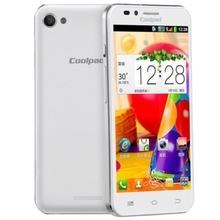 Coolpad 9150 4GB White,4.5 inch Android 4.1 IPS Screen Smart Phone,Qualcomm Snapdragon MSM8625Q Quad Core 1.2GHz, GSM Network