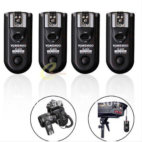 free shipping Yongnuo  2 Sets RF603 RF-603 Wireless flash Trigger for Nikon D90 D5000 N3<br><br>Aliexpress