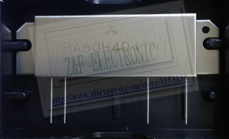 60-watt RF MOSFET Amplifier 12.5v 400-470mhz RA60H4047M1 RA60H4047M1-201 RA60H4047M replaced ra55h4047m NEW ORIGINAL(China (Mainland))