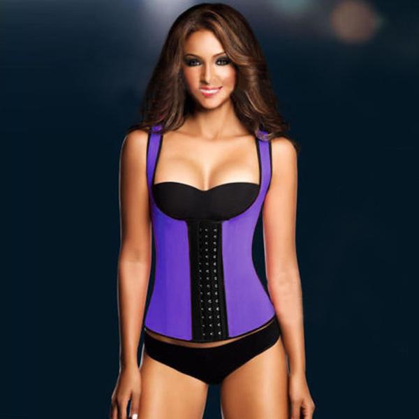 Deportiva sport latex waist cincher trainer hot body shaper fast weight loss girdle slimming belt waist training corsets 3XL