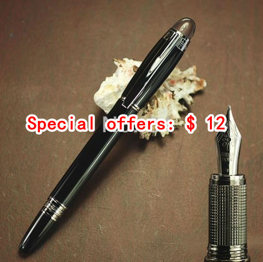 High Quality Starwalker pen Promotion Stationery Pens Business Roller Ball Pen/ Fountain Pen Writing Pens<br><br>Aliexpress