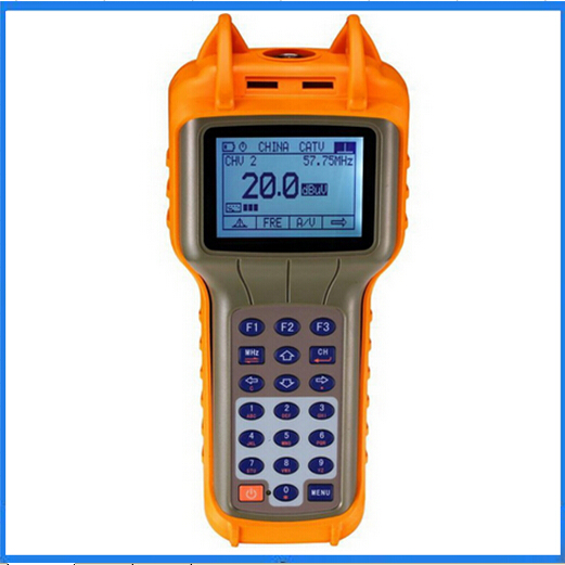 RY-S110 CATV Cable TV Handle Digital Signal Level Meter DB Tester 46~870MHz(China (Mainland))