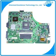 Бесплатная доставка новый ноутбук материнская плата K53SV REV : 3.0 3.1 2.3 2.1 только для ASUS K53S A53S X53S P53S ноутбук N12P-GS-A1 GT 540 м
