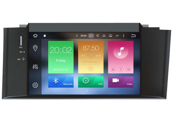 Android 6.0 CAR Audio DVD player FOR CITROCE NEW C4L 2012 gps Multimedia head device unit receiver BT WIFI