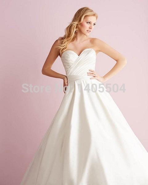 ウェディングドレス ウェディングドレス レトロ : Allure Romance Wedding Dresses