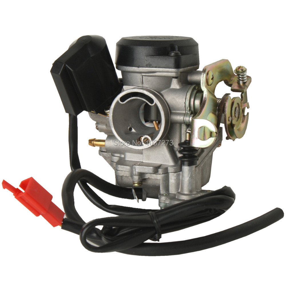 motorbike carburetor for gy6 50cc atv scooter moped qingqi. Black Bedroom Furniture Sets. Home Design Ideas