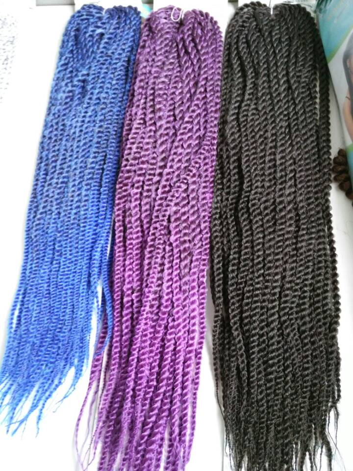 Здесь можно купить  Bobbi Boss Crochet Braid Hand-made Senegal Twist for kanekalon fiber senegalese twist 24inches  Волосы и аксессуары