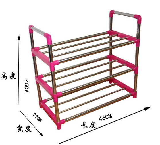Steel Shoe Rack Price Steel Shoe Storage Rack 3