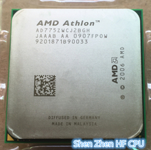 Original AMD Athlon 64 X2 7750  2.7GHz Socket AM2+ 95W  Dual-Core Processor 64-bit Desktop CPU (working 100% Free Shipping)(China (Mainland))