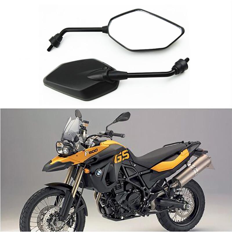 Universal Motorcycle Mirrors Accessories Scooter Parts Moto Rearview Mirrors For Suzuki Kawasaki Honda Yamaha KTM(China (Mainland))