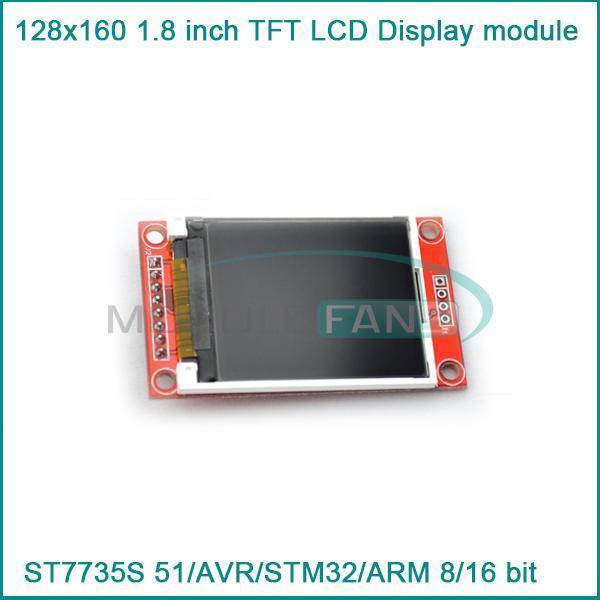 1 8 zoll tft display:
